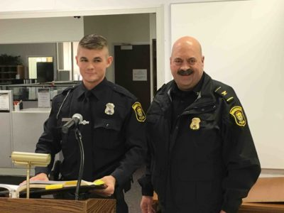 LEEP Awards continue legacy of Macomb College Police